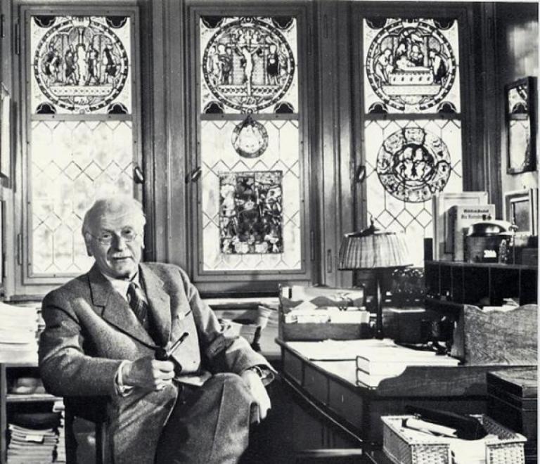 C. G. Jung alchemia